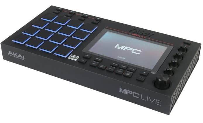 akai mpc live review beste mpc standalone