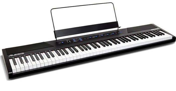 alesis recital review digitale piano kopen