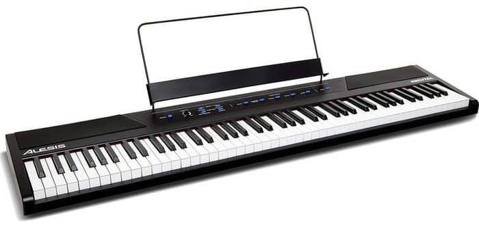 alesis recital review digitale piano kopen