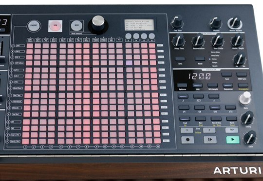 arturia matrixbrute review synthesizer kopen
