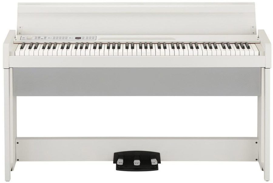 beste digitale piano korg c1 air review