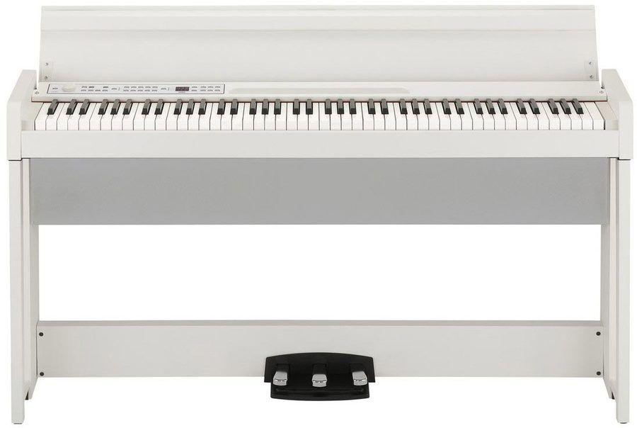 beste digitale piano korg c1 air review
