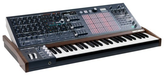 beste synthesizer arturia matrixbrute review