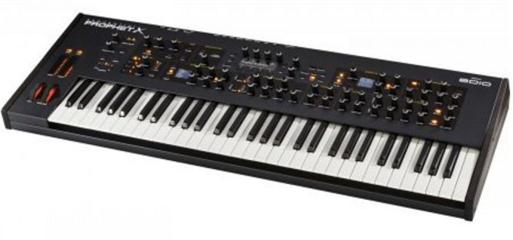 dave smith sequential prophet x review