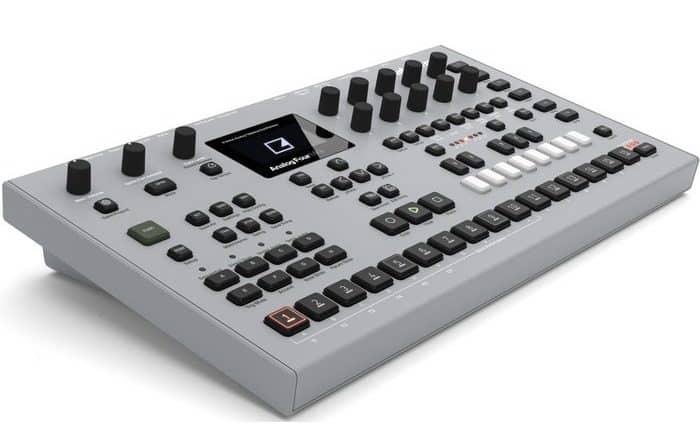 elektron analog four mkii review 4-stemmige analoge synthesizer