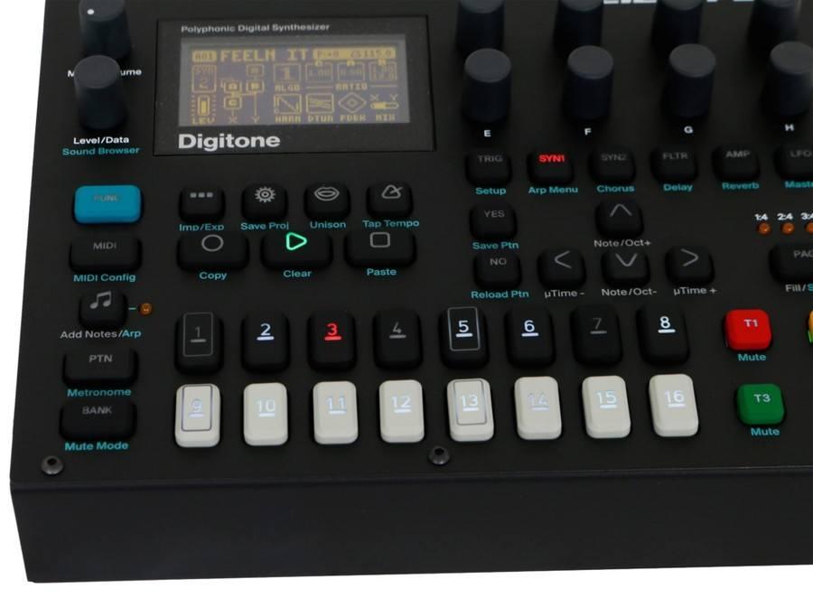 elektron digitone review synthesizer kopen