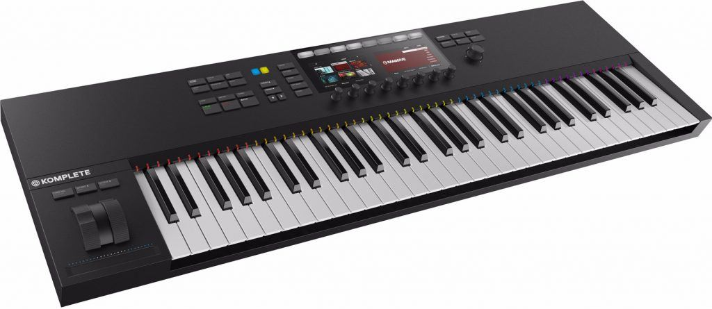 keyboard native instruments komplete kontrol s61 mk2 review