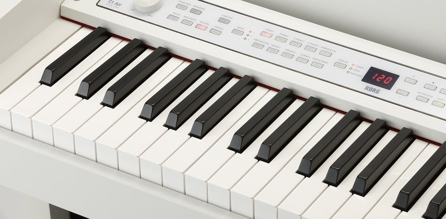 Korg C1 Air Review digitale piano