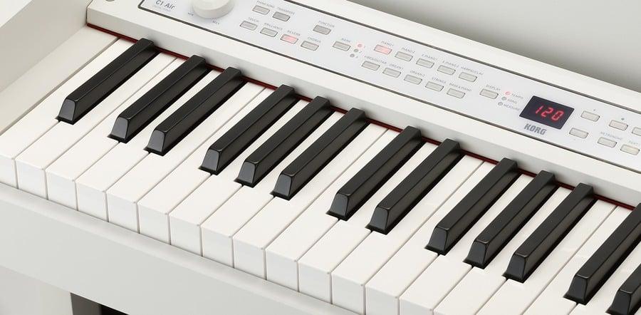 Korg C1 Air Review digitale piano