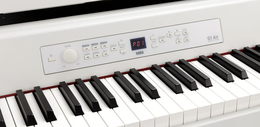 Korg G1 Air Review digitale piano
