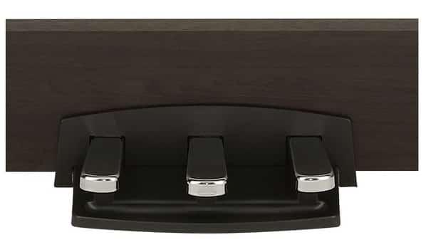 Korg G1 Air Review pedalen