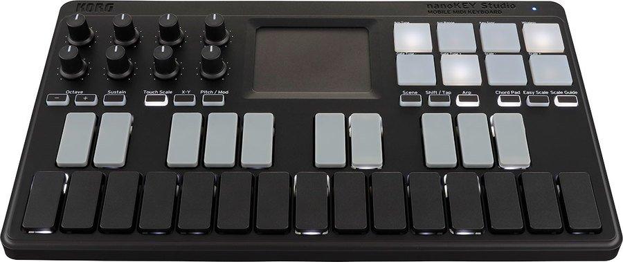 korg nanokey studio review midi controller