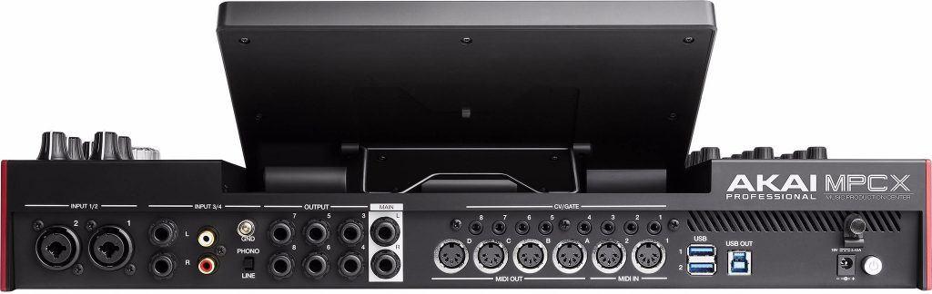muziek productie console kopen mpc akai mpc x review.jpg