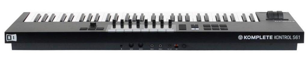 native instruments komplete kontrol s61 mk2 keyboard review