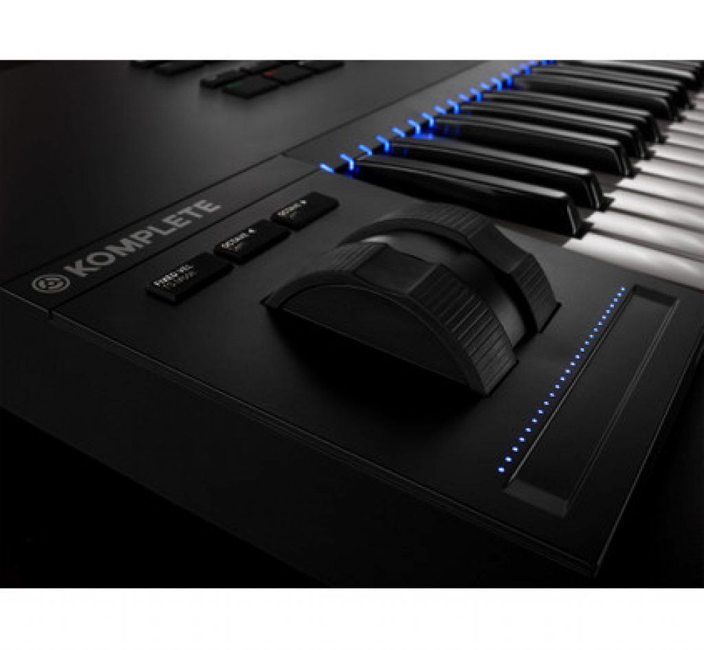 native instruments komplete kontrol s61 mk2 review kopen keyboard