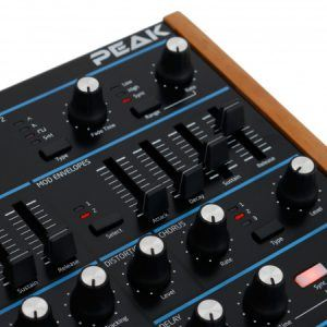 novation peak kopen review synthesizer