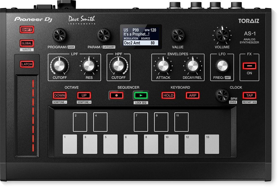pioneer toraiz as 1 review synthesizer kopen