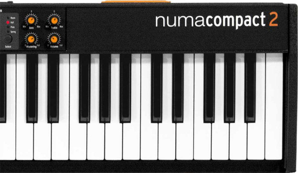 studiologic numa compact 2 review beste synthesizer