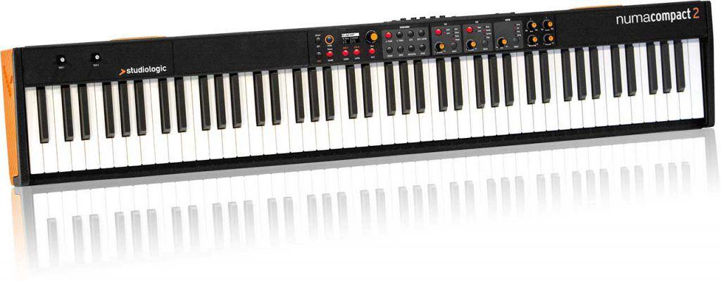 studiologic numa compact 2 review beste synthesizer