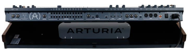 synthesizer arturia matrixbrute review