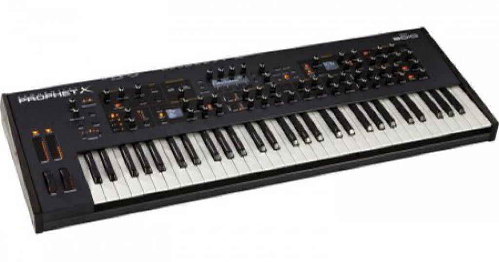 synthesizer dave smith sequential prophet x review kopen