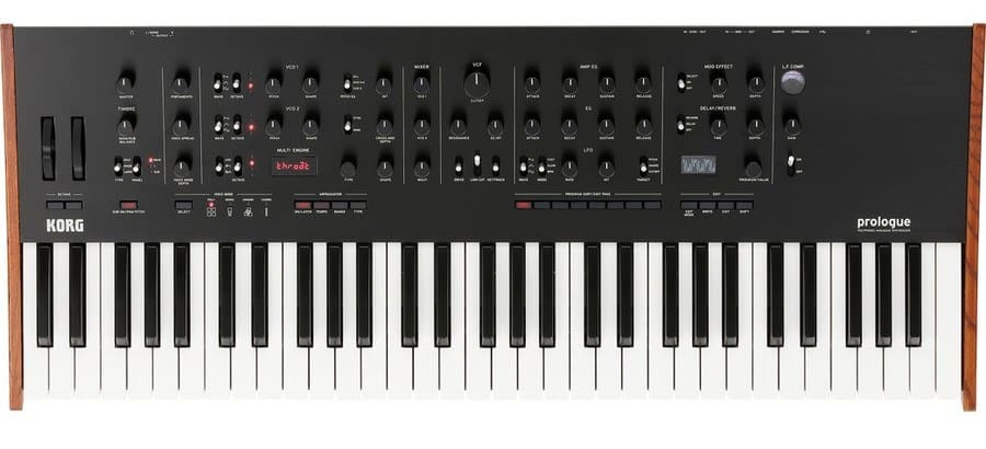 beste synthesizer korg prologue review