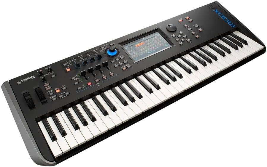 yamaha modx6 review beste synthesizer yamaha