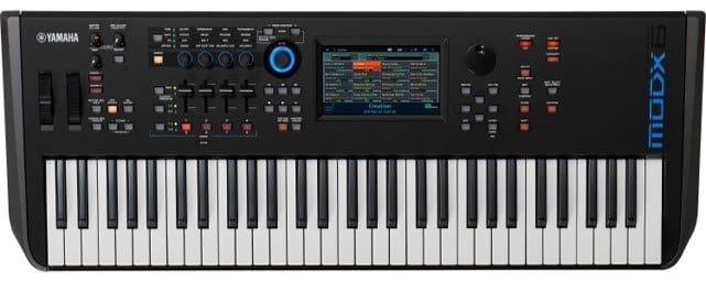 yamaha modx6 review synthesizer kopen