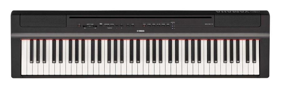 Yamaha P-121 Review digitale piano