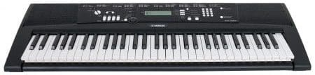 beginners keyboard Yamaha EZ 220 noten leren