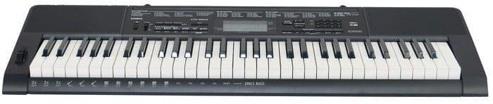 beginners noten lezen digitale piano