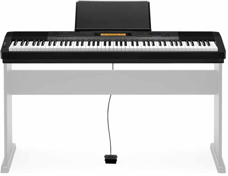 beste digitale piano casio cdp 230 review