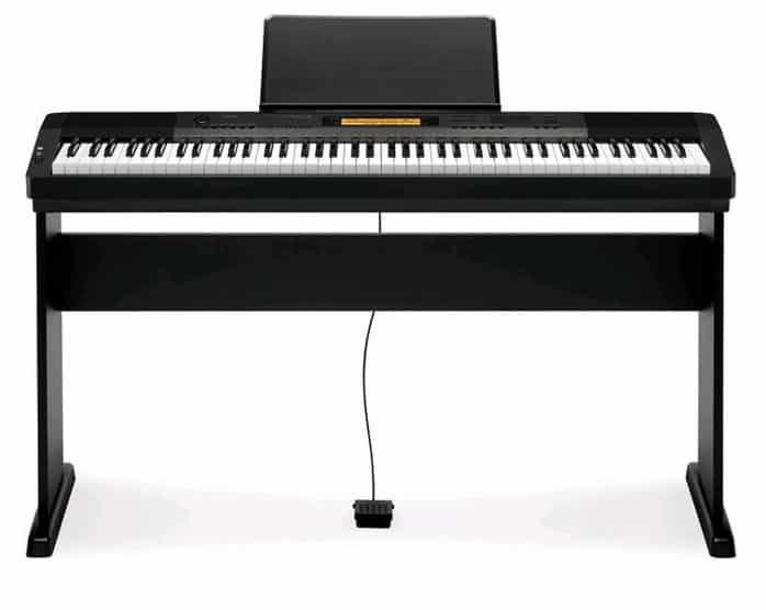 beste digitale piano kopen casio cdp 230 review