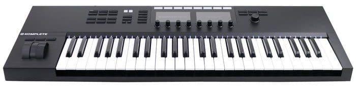 beste midi controller Native Instruments Komplete Kontrol S49