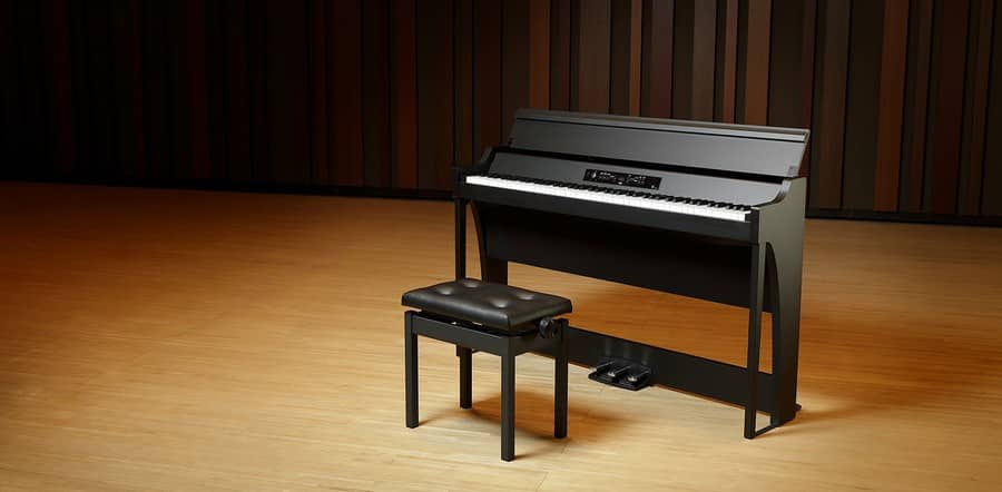 korg g1 air concert digitale piano stage