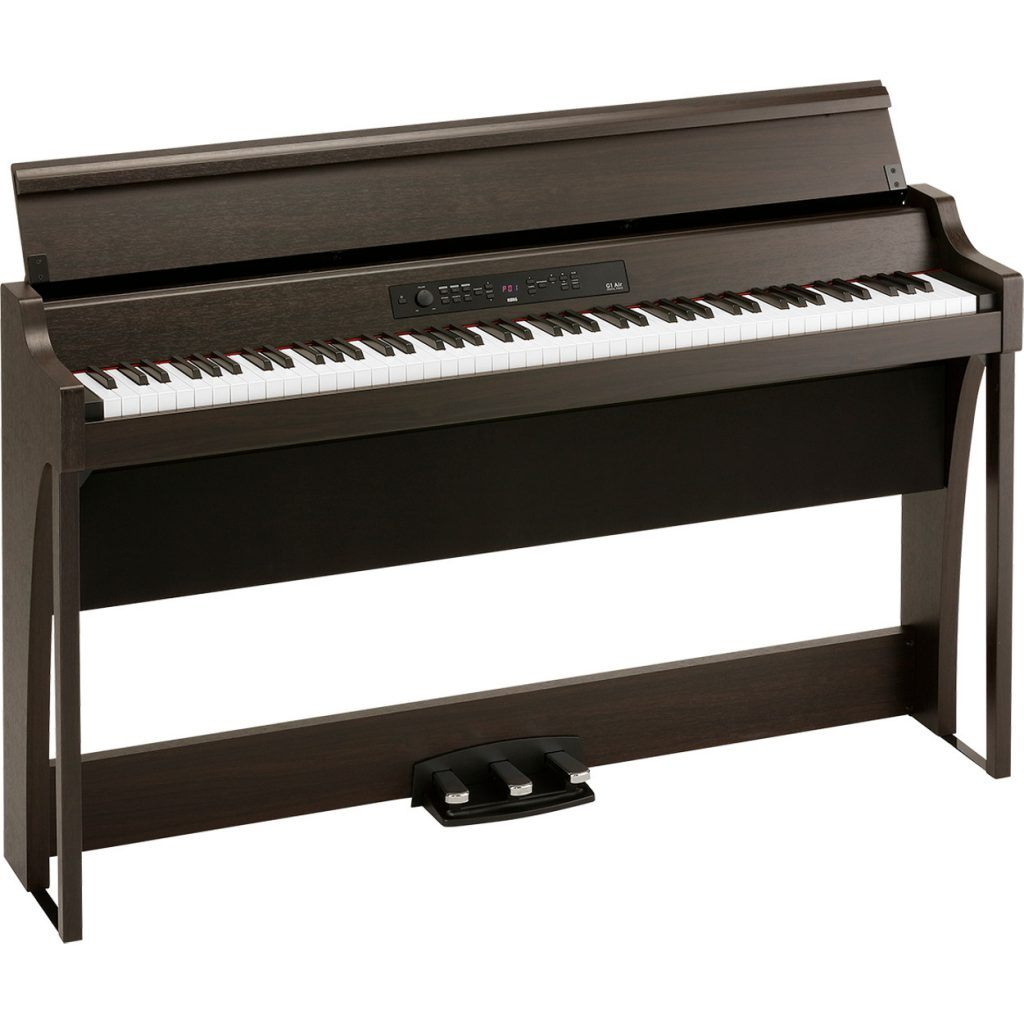 korg g1 air review beste digitale piano concert
