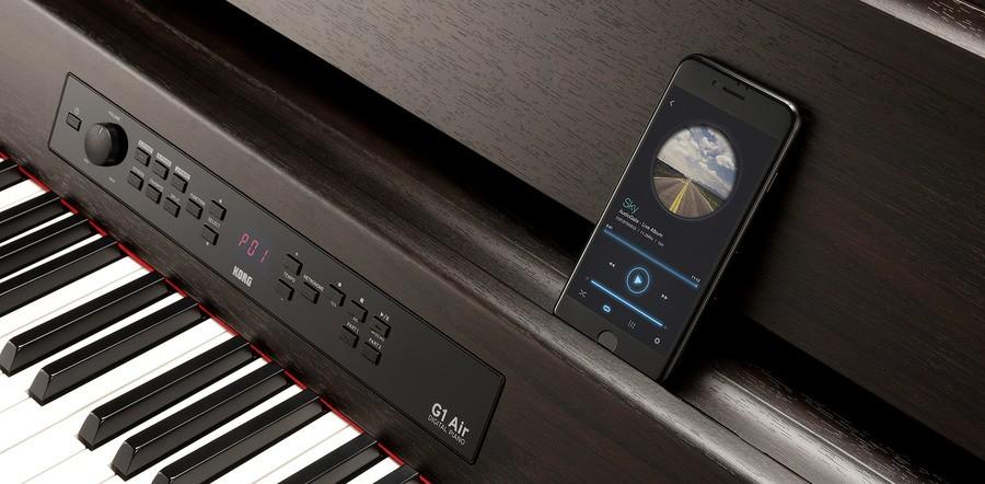 korg g1 air review digitale piano