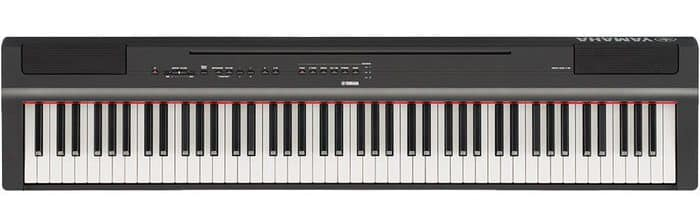 yamaha p-121 digitale piano review kopen