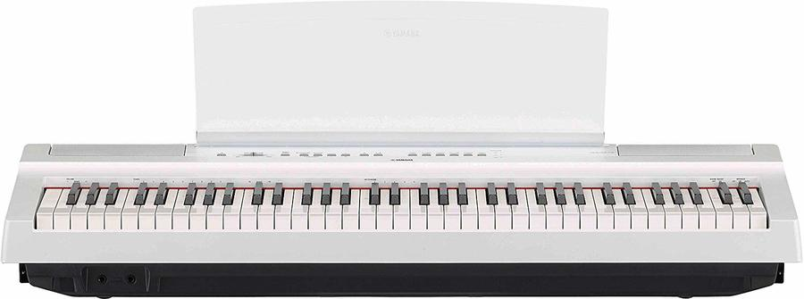yamaha p-121 digitale piano review