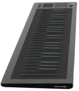 keyboard Roli Seaboard Rise 49 review USB keyboard