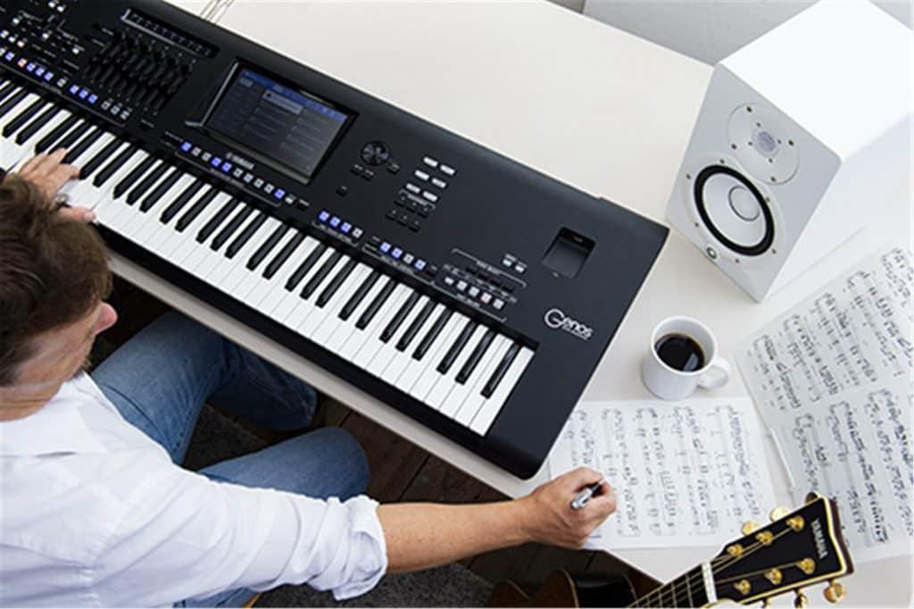 keyboard workstation kopen yamaha genos review