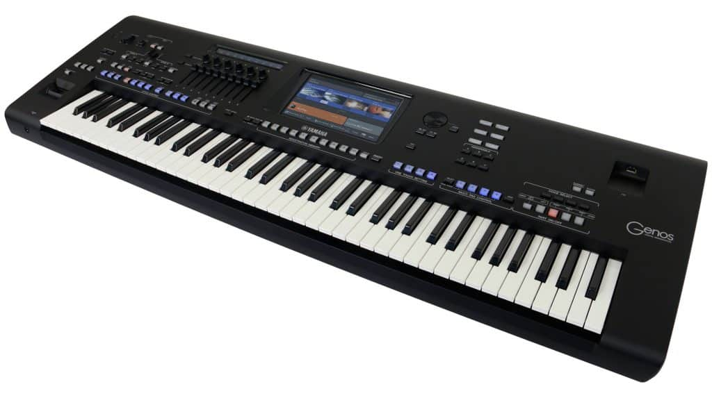 keyboard workstation kopen yamaha genos review