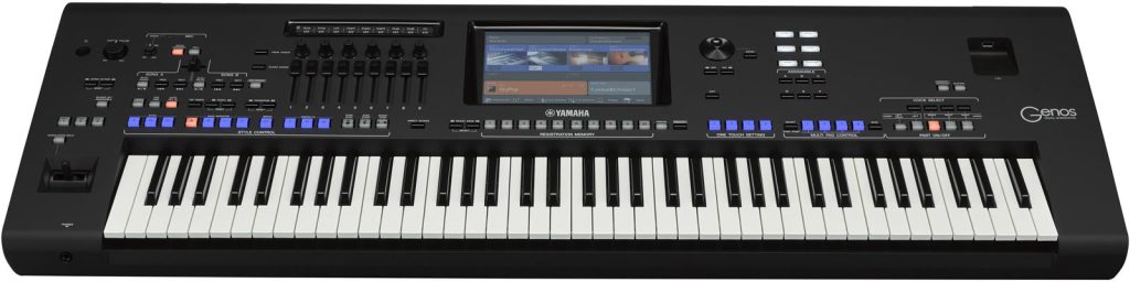 keyboard workstation yamaha genos review kopen
