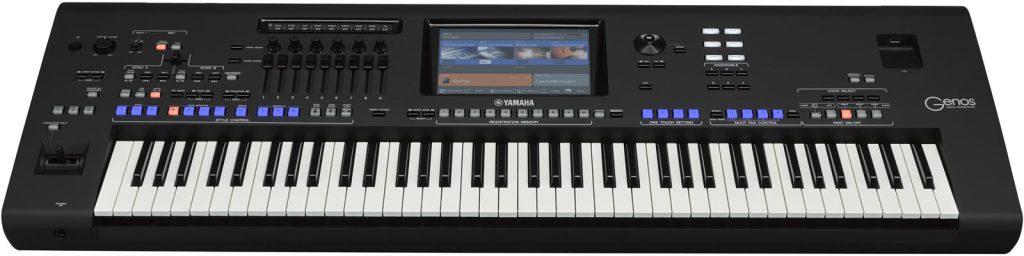 keyboard workstation yamaha genos review kopen