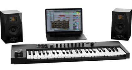 native instruments komplete kontrol a serie review kopen