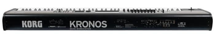 workstation Korg Kronos 88 LS review
