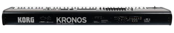 workstation Korg Kronos 88 LS review