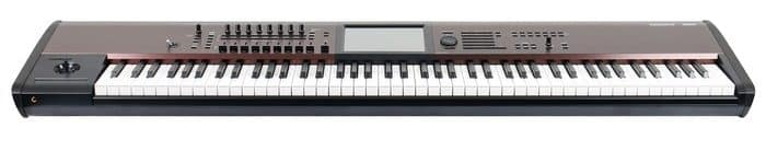 workstation kopen Korg Kronos 88 LS workstation review