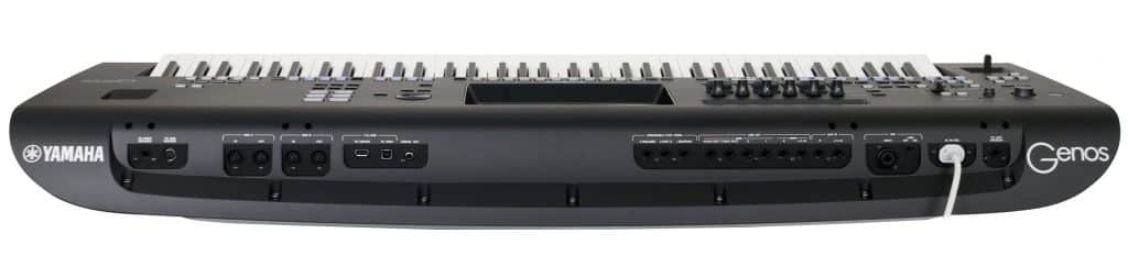 yamaha genos review keyboard workstation