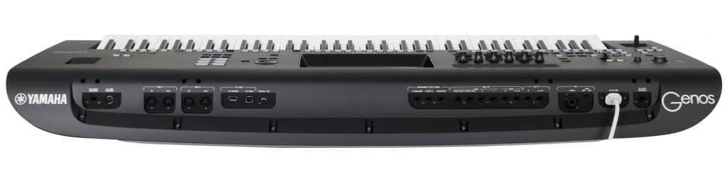yamaha genos review keyboard workstation